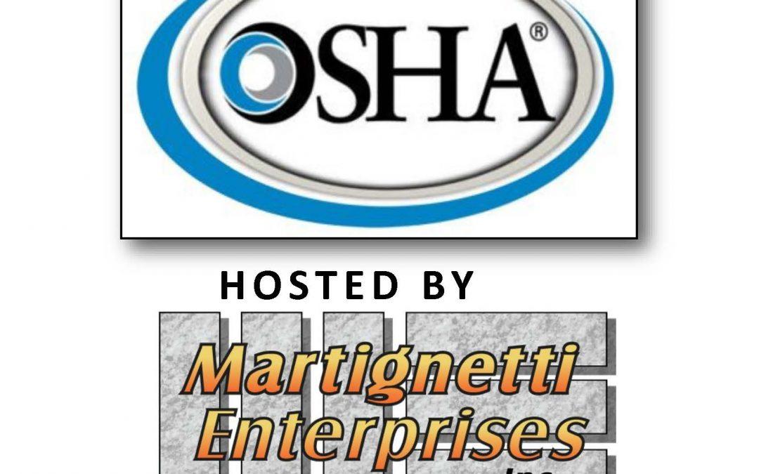 10 Hour OSHA Training